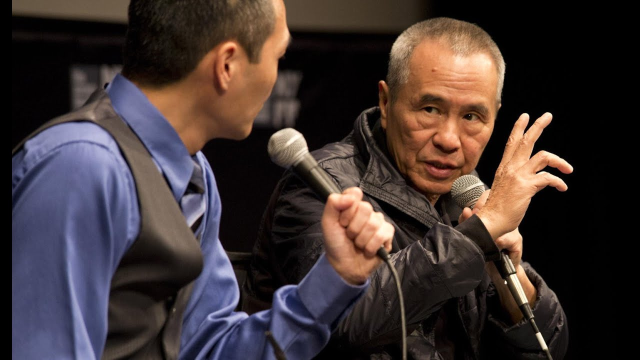 'The Assassin' Press Conference | Hou Hsiao-hsien | NYFF53