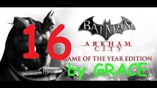 BATMAN ARKHAM CITY gameplay ITA EP 16 L