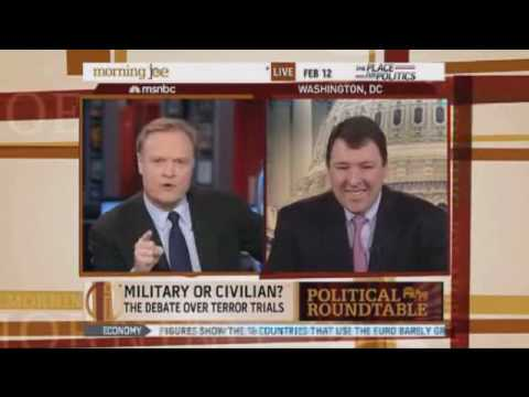 Lawrence O'Donnell Blast Marc Thiessen For Obama War On Terrorism Smear