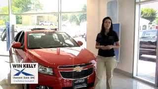 Win Kelly Chevrolet Buick GMC wants to win you over!