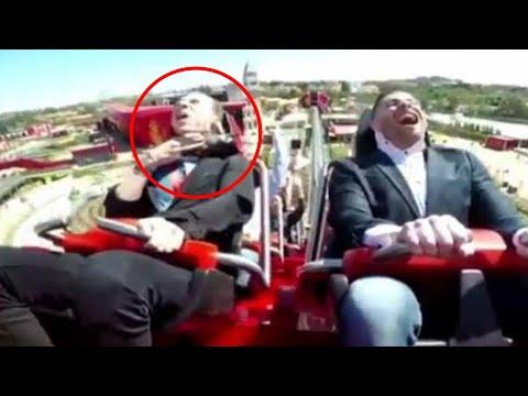 Le 7 MORTI più AGGHIACCIANTI nei PARCHI divertimento italiani PT 4