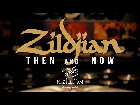 Zildjian Then and Now: A Comparison of Vintage and Modern Cymbal Sounds   K Cons (Part 4 of 4)