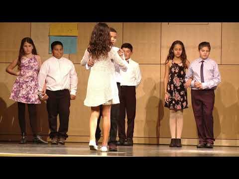 Edison Language Academy 5th Grade Dance 2017
