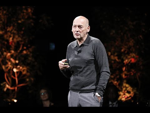 Q BERLIN QUESTIQNS 2017 | Rem Koolhaas