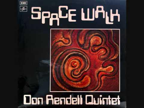 Don Rendell (Inglaterra, 1972) - Space Walk (Full Album)