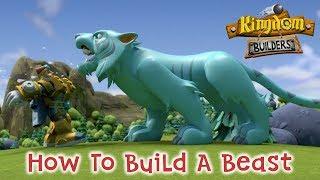 Kingdom Builders | Episode 2: How to Build A Beast | Cartoon Webisode for Kids