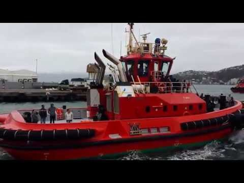 CentrePort Tug Boat Rides 2015