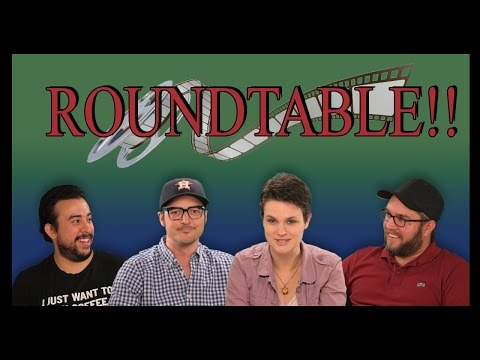 Uncontrollable RAGE About Movies!!! - CineFix Now Roundtable
