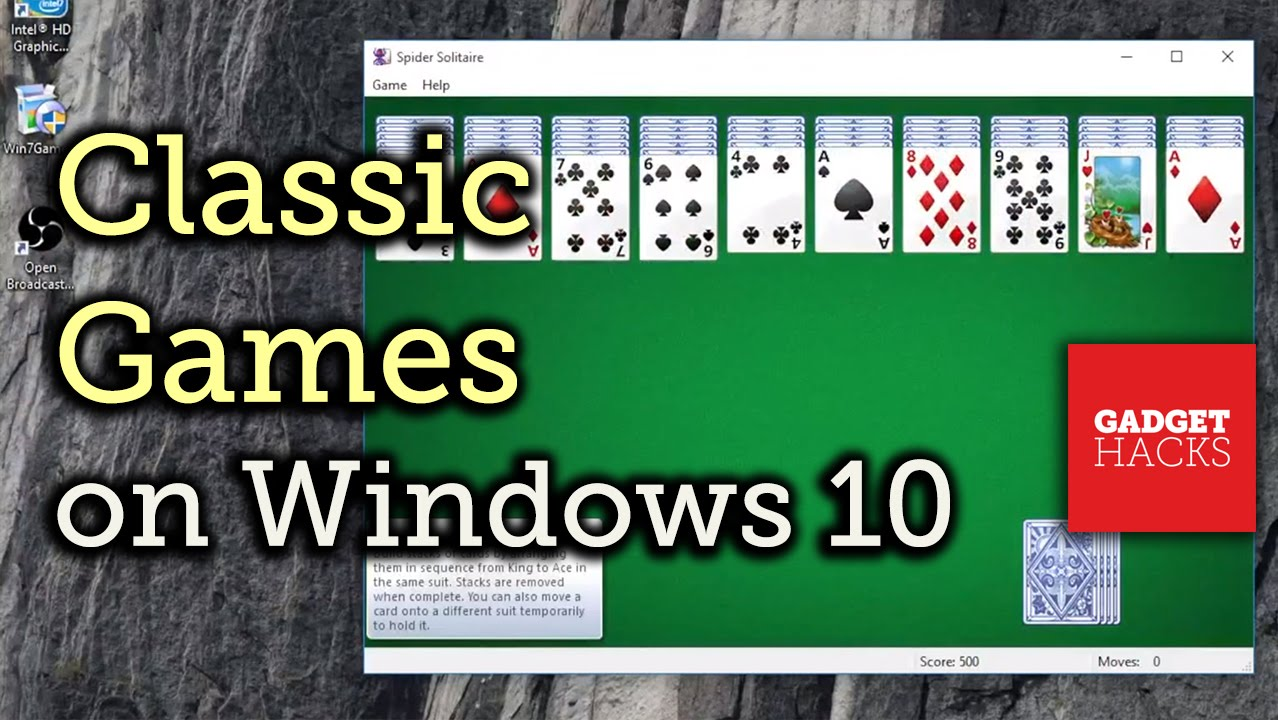 How To Bring Back Microsoft S Classic No Bloat Games To