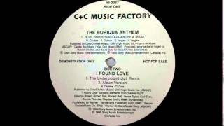 C+C Music Factory ft El General - Robi-Rob