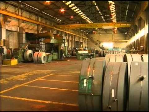 Steel pipe Manufacturing in IIL MOVIE karachi pakistan  mpg
