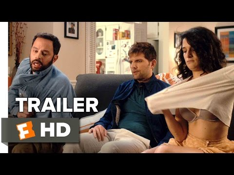 My Blind Brother Official Trailer 1 (2016) - Adam Scott Movie