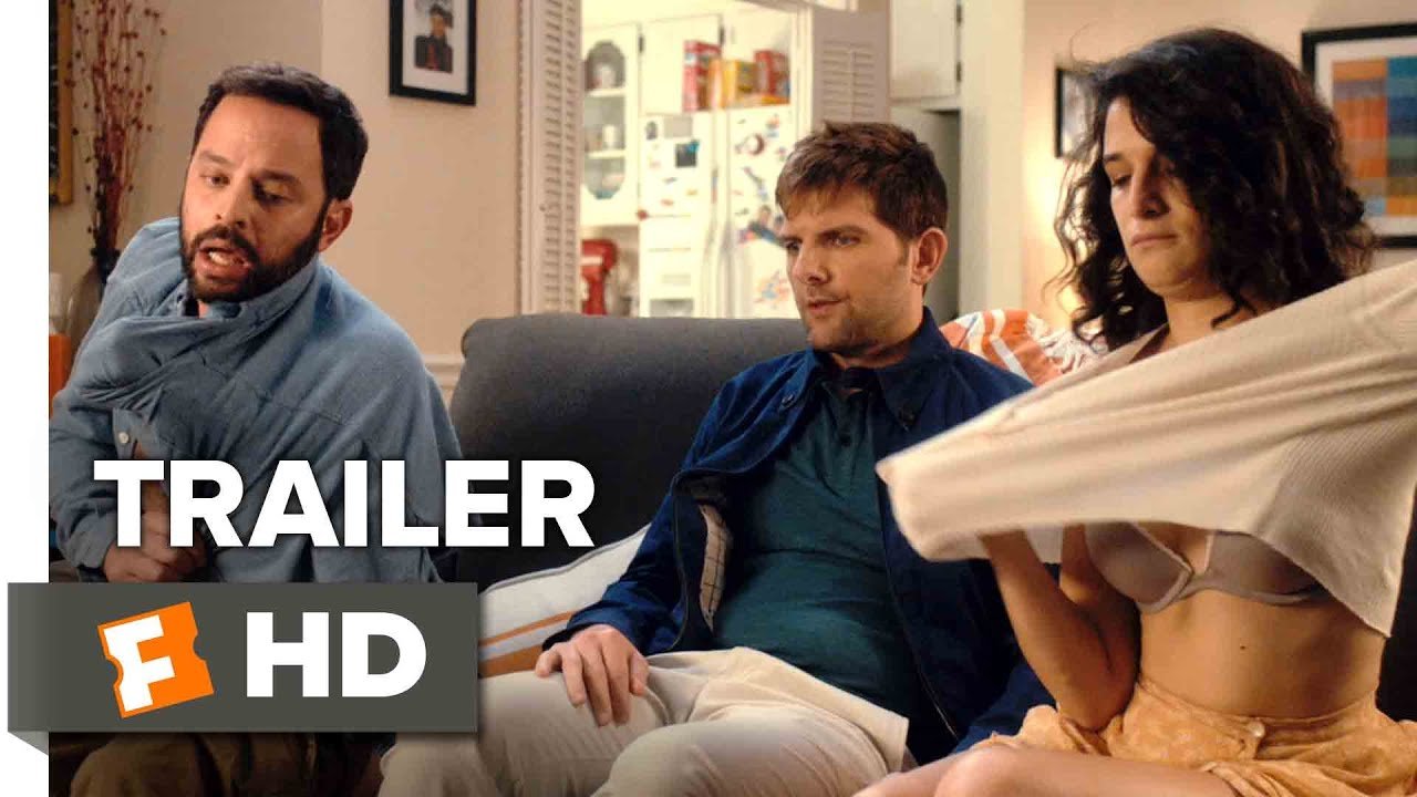 My Blind Brother ficial Trailer 1 Adam Scott Movie