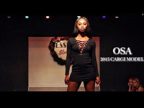 The 2016 LEYAN CARGI Fashion Show Casting | Jacksonville Florida