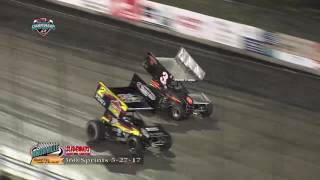 Knoxville 360 Sprints 5-27-17
