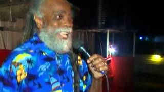 PHILLIP FRASER AND NINJA MAN EXCLUSIVE CLIP @ PHILLIP FRASER EARTH STRONGBASH 16/2/13