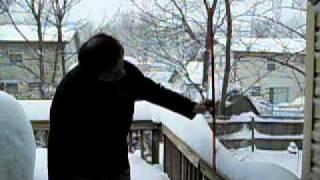 BIG SNOW STORM HITS gambrills md