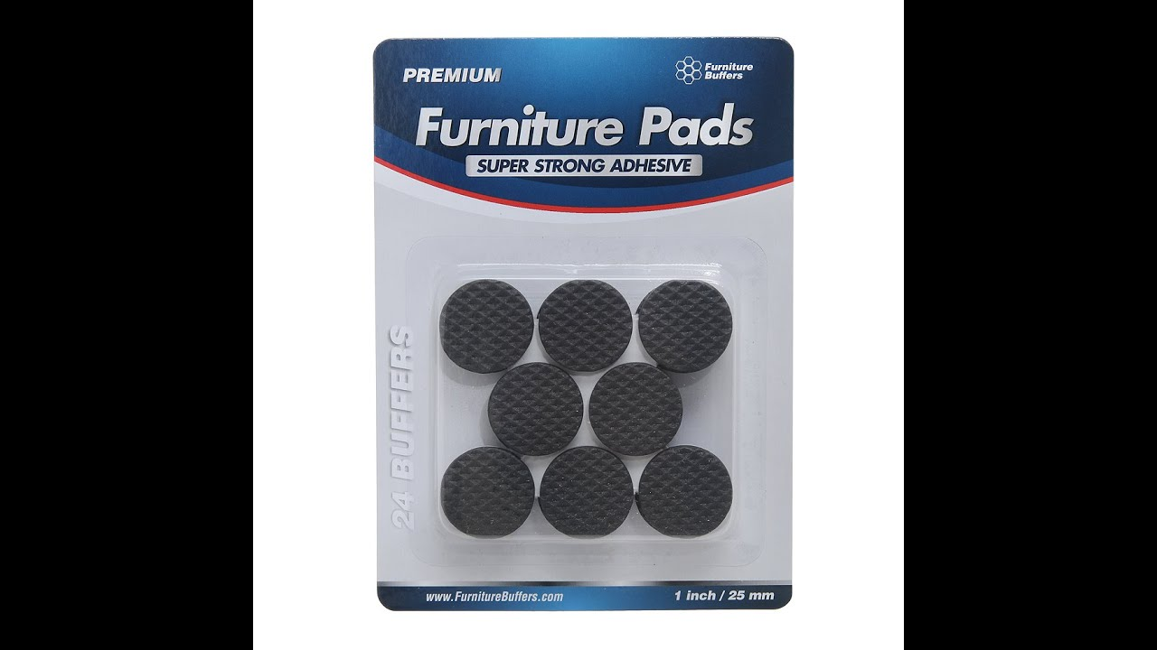 Non Slip Furniture Pads  Floor Protectors with Sticky