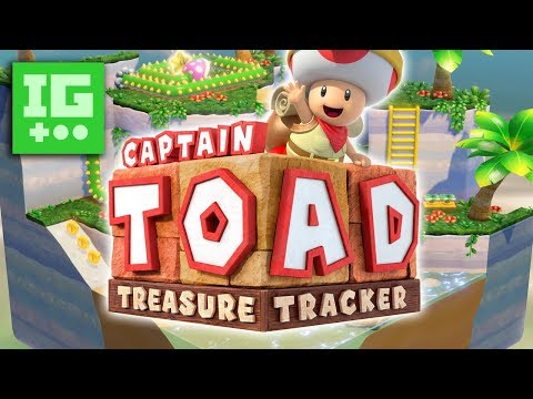 Captain Toad: Treasure Tracker (Wii U/Switch) - Worth It? - IMPLANTgames