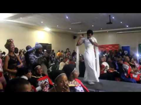 PHATHWAKAHLE PERFORMANCE DURING MISS. CULTURAL HERITAGE 2017