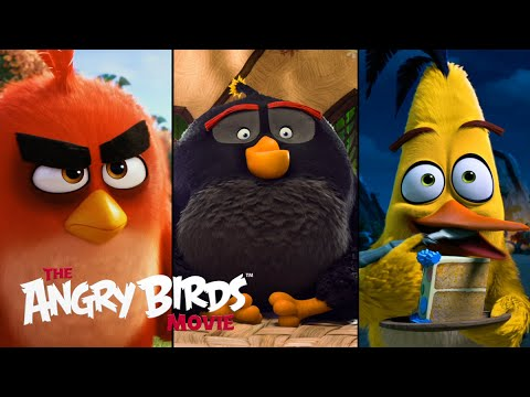 Download The Angry Birds Movie - Grammys TV Spot