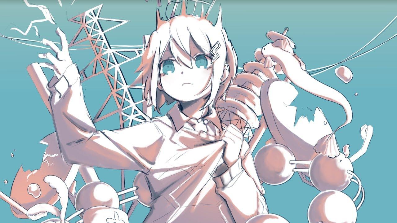 Kairiki Bear+Crusher - Electrostatic Human (Crusher Remix) ft. Hatsune Miku English