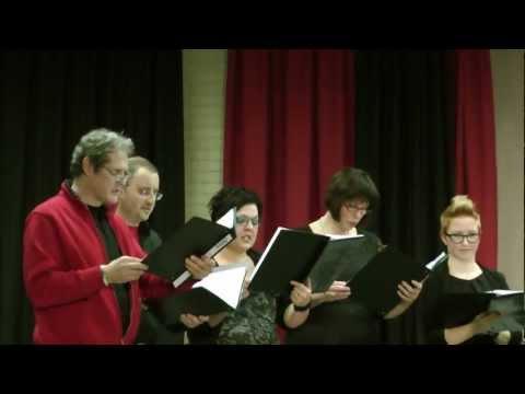 The twelve songs of Christmas Octetnog Kerstconcert Feeling Young 22 december 2012