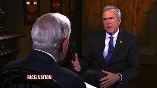 Jeb Bush on immigration reform, Social Security