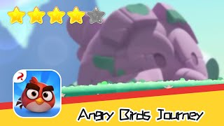 Angry Birds Journey 67 Walkthrough Fling Birds Solve Puzzles Recommend index four stars