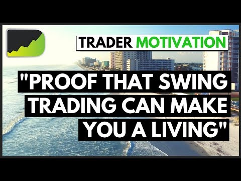 Successful SWING TRADERS Making A Living   Forex Trader Motivation