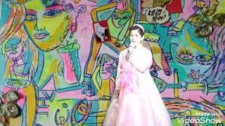 소피아~(그림소개영상) 취미로 그림을그린다고하네요   …
