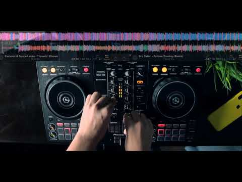 Pioneer DDJ 400 mix - HIP HOP, HOUSE, TRAP