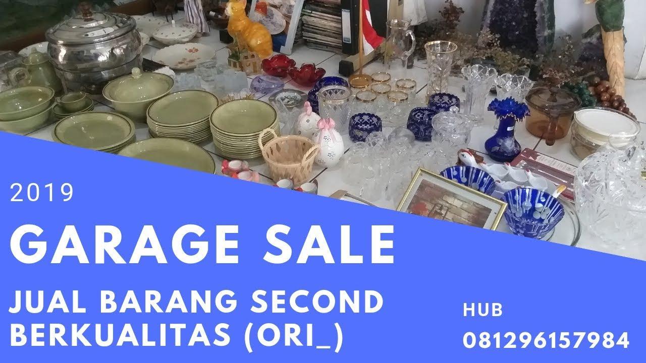 Jual Perabotan Rumah Tangga Bekas Jakarta 2019 Hub 081296157984 Youtube