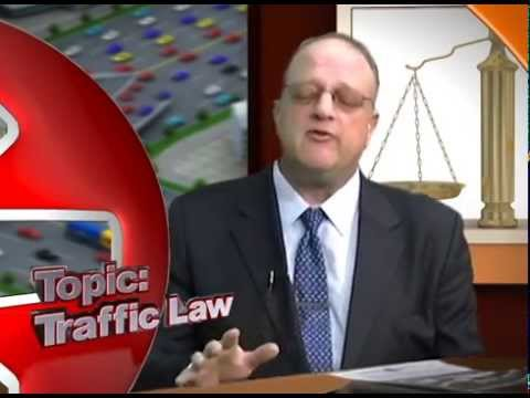 Long Island traffic attorney David Kapp, esq.on Long Island Backstory with host Gary Jacobs
