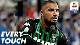 Kevin-Prince Boateng v Genoa | Every Touch | Serie A
