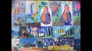 Презентация моего опыта работы учителем изобразительного искусства