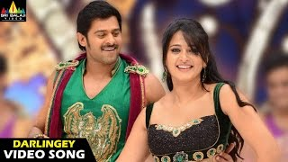 Mirchi Songs | Darlingey Video Song | Prabhas, Anushka, Richa | Sri Balaji Video