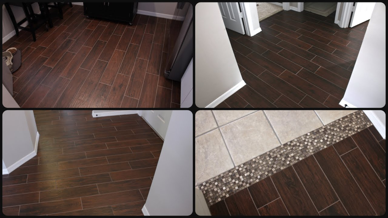 Wood look tile everything you want to know woodlooktile youtube dailygadgetfo Image collections