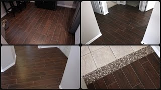 Wood Look Tile - Everything You Want To Know