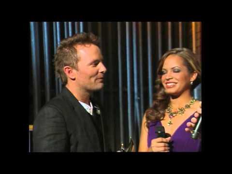 Chris Tomlin Backstage Interview