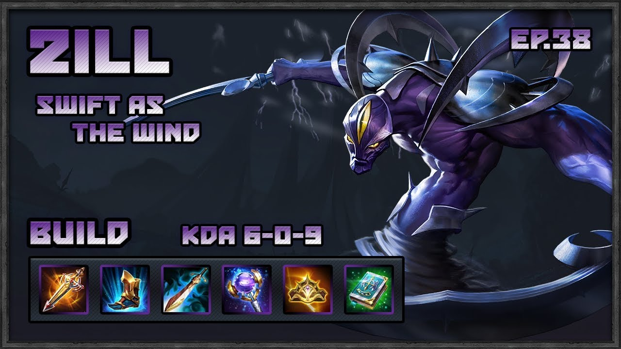 Arena Of Valor Zill Gameplay His Burst Is Unavoidable