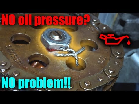 M54 Oil Pump Nut Fix!
