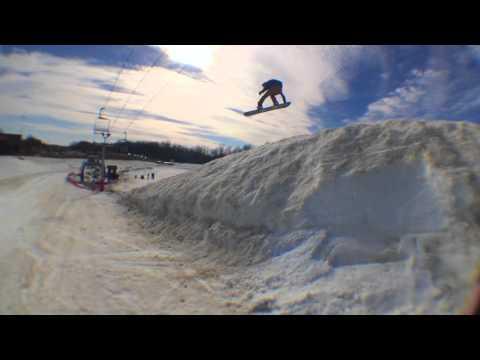 Kody Sherbrooke snowboard 2016