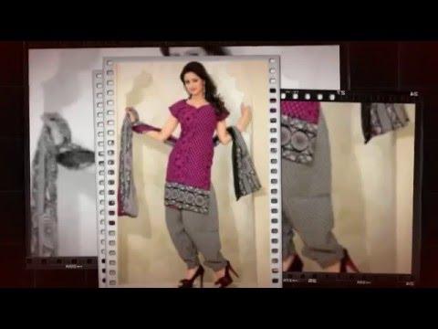 dad6bcece New Patiala Salwar Kameez 2016 Designs For Pakistani Girls - YouTube
