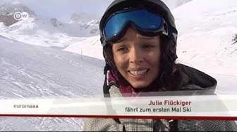 Skisaisonauftakt in St. Moritz   Euromaxx