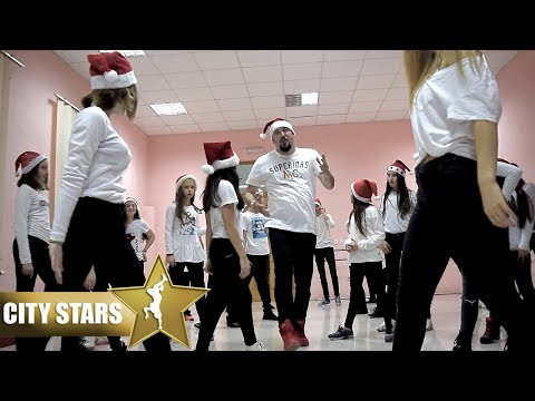 Jingle Bells - Hip Hop Dance 2018 (CITY STARS DANCE)