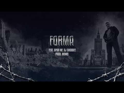 Łapa TWM - FORMA ft. Opar // prod. WOWO