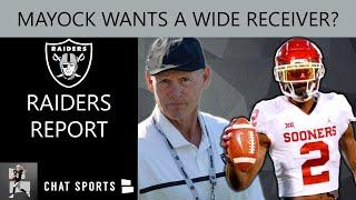 Raiders Want CeeDee Lamb Over Jerry Jeudy? Raiders Rumors: Mike Mayock 2020 NFL Draft & Jordan Love