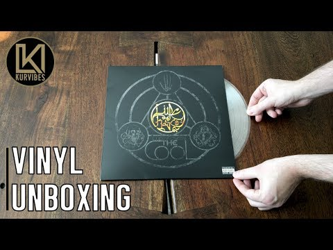 Lupe Fiasco – Lupe Fiasco's The Cool Vinyl Unboxing   KurVibes
