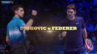 Watch Djokovic v Federer live at the Barclays ATP World Tour Finals - HD streaming